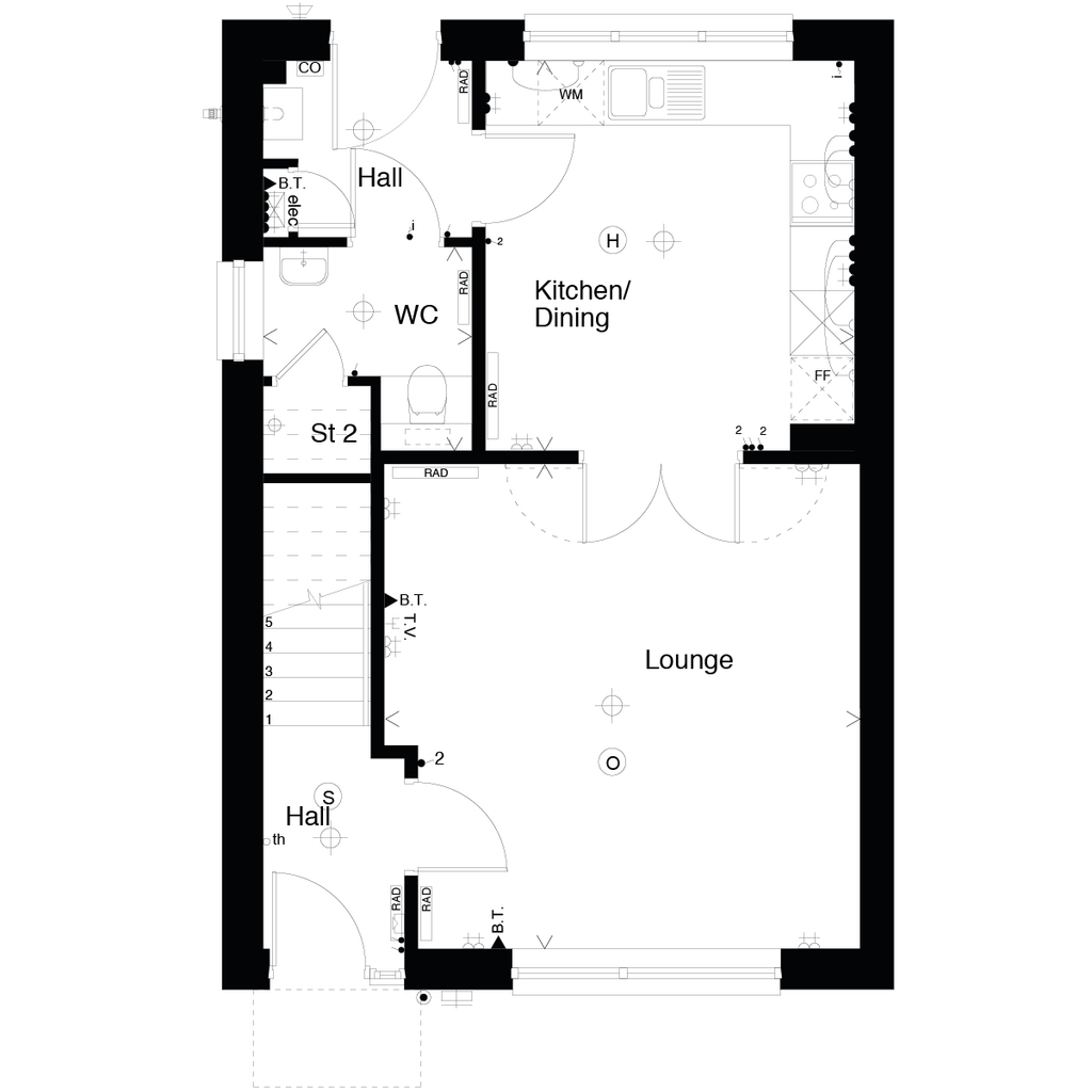 Floorplan 1 of 2: Floor 1