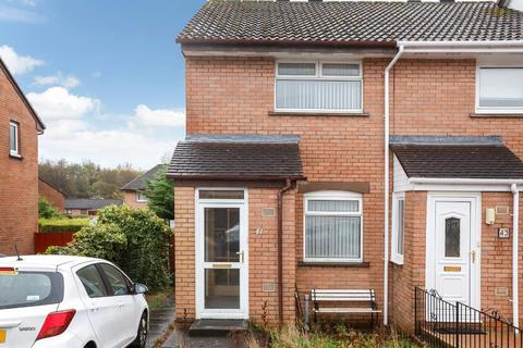 2 bedroom end of terrace house for sale - Hogarth Drive, Carntyne, G32 6NU