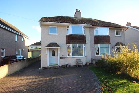 3 bedroom semi-detached house for sale - St. Georges Drive, Conwy
