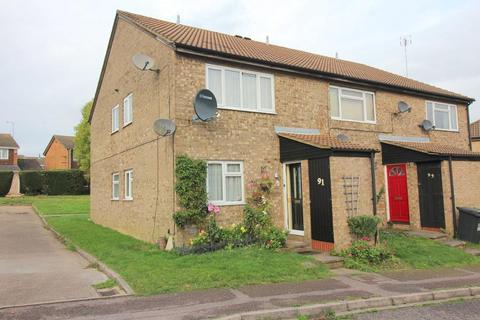 1 bedroom maisonette for sale - Repton Close, Luton, Bedfordshire, LU3 3UP