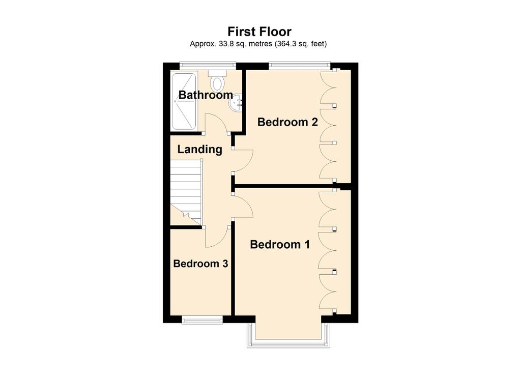 Floorplan 2 of 2: Floor Plan First Floor