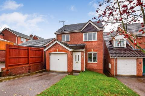 3 bedroom detached house for sale - Swithland Close, Hasland, Chesterfield