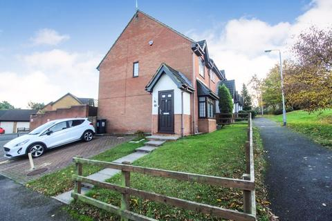 2 bedroom end of terrace house for sale - Perrymead, Luton