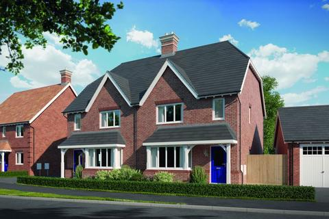 3 bedroom semi-detached house for sale - 'The Shipton' Tadpole Rise Phase 2, Swindon