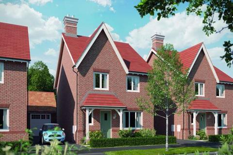 4 bedroom semi-detached house for sale - The Woodcote, Tadpole Garden Village, Swindon