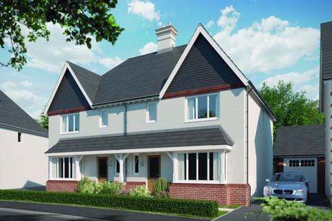 4 bedroom semi-detached house for sale - 'Walnut' Tadpole Garden Village, Swindon