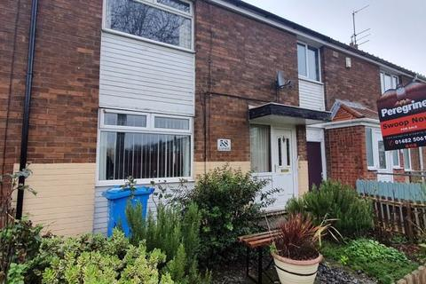 3 bedroom terraced house for sale - Cladshaw, Hull