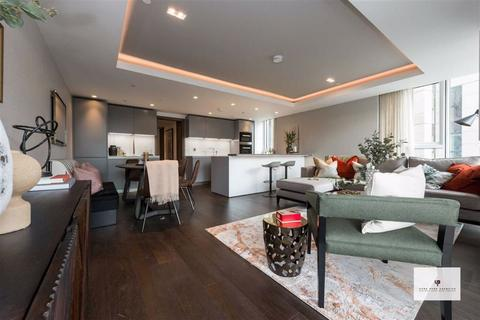 3 bedroom apartment to rent - North Wharf Road, London