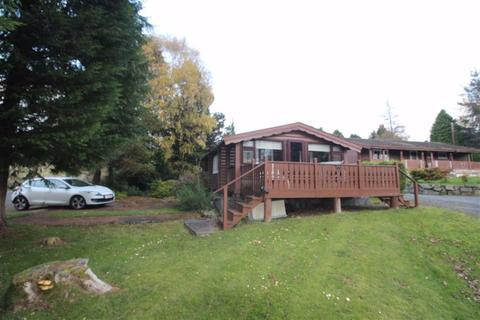 2 bedroom chalet for sale - Trawsfynydd Holiday Village, Trawsfynydd