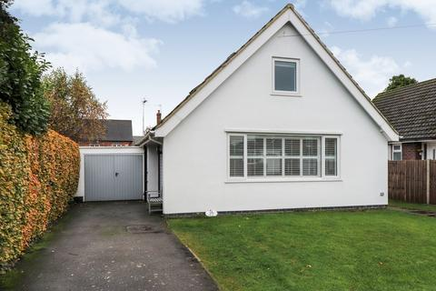 3 bedroom detached bungalow for sale - Meadowbrook Road, Kibworth Beauchamp, Leicester, LE8