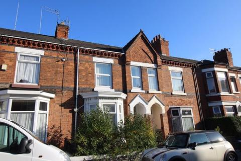 2 bedroom terraced house to rent - Walthall Street, Crewe