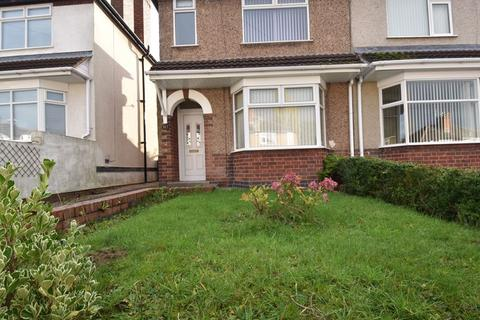3 bedroom semi-detached house to rent - Burnham Road, Coventry