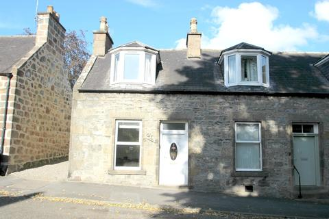 2 bedroom end of terrace house for sale - Fife Street, Dufftown, Keith, AB55