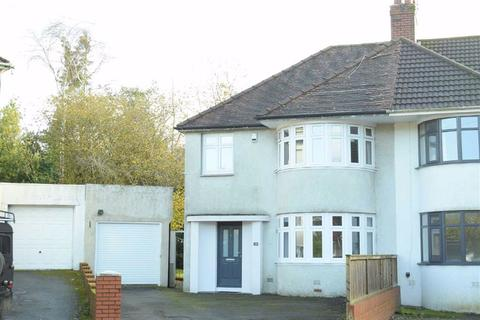 3 bedroom semi-detached house for sale - Glan Yr Afon Gardens, Sketty