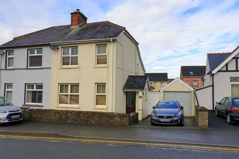 2 bedroom semi-detached house for sale - Spring Gardens, Whitland, Carmarthenshire