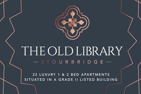 2 bedroom apartment for sale - Apartment 12 FF9 The Old Library, Hagley Road, Stourbridge