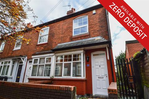 2 bedroom end of terrace house to rent - May Avenue, Balsall Heath