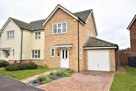3 bedroom semi-detached house for sale - Benham Close, Goldhanger, Maldon, CM9