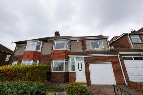 3 bedroom semi-detached house for sale - St. Chads Crescent, Middle Herrington, Sunderland