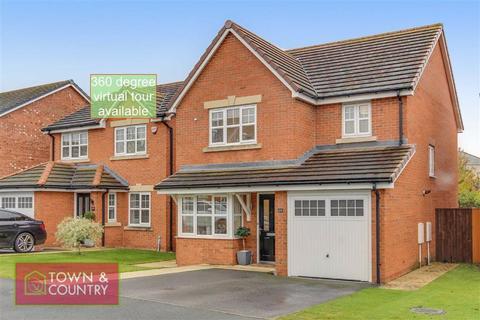 4 bedroom detached house for sale - Briarwood Road, Ewloe, Deeside, Flintshire