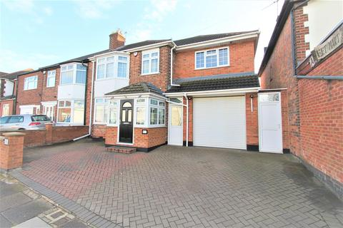 5 bedroom semi-detached house for sale - Glendon Street, Belgrave, Leicester LE4