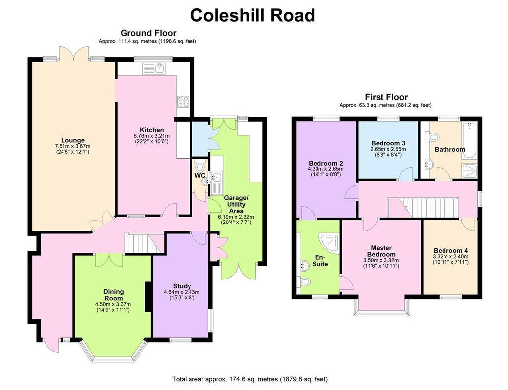 Floorplan: 166 Coleshill Rd   Floorplan.JPG