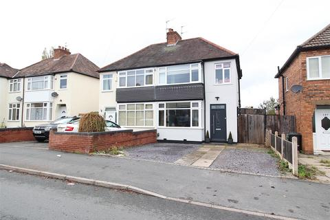 3 bedroom semi-detached house for sale - Blackburn Avenue, Wolverhampton, WV6 9JT