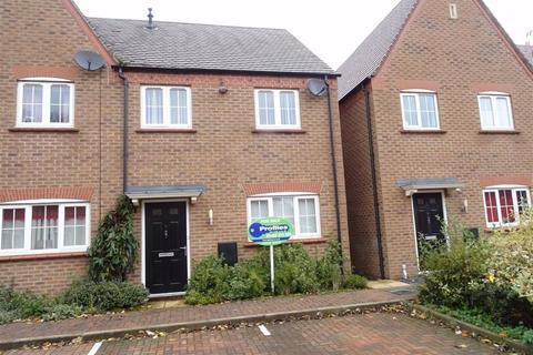3 bedroom semi-detached house for sale - Greyhound Croft, Hinckley