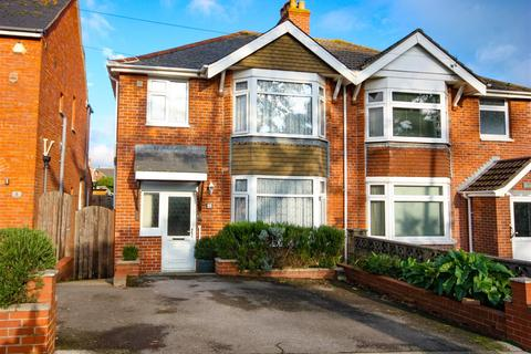3 bedroom semi-detached house for sale - Large Garden With Driveway, Goldcroft Road