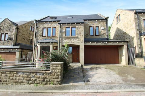 5 bedroom detached house for sale - Villa Gardens, Shelf, Halifax