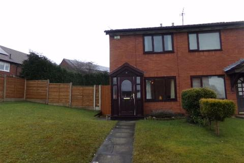 2 bedroom semi-detached house to rent - Dovestone Crescent, Dukinfield