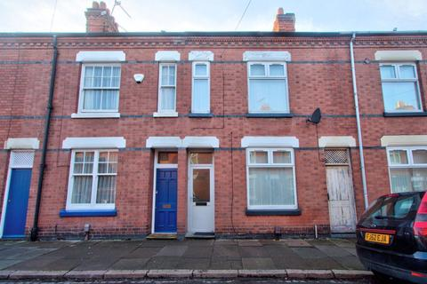 4 bedroom terraced house to rent - Hartopp Road, Leicester, LE2