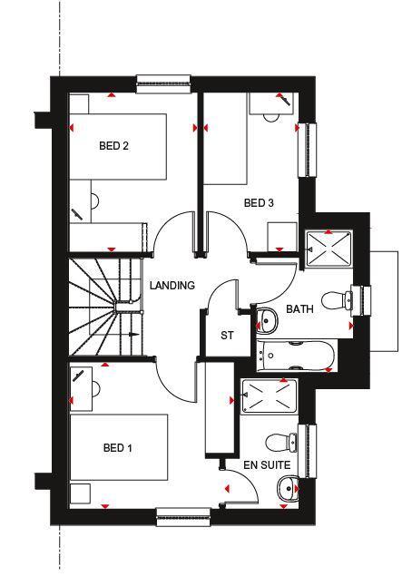 Floorplan 1 of 2: Abergeldie FF