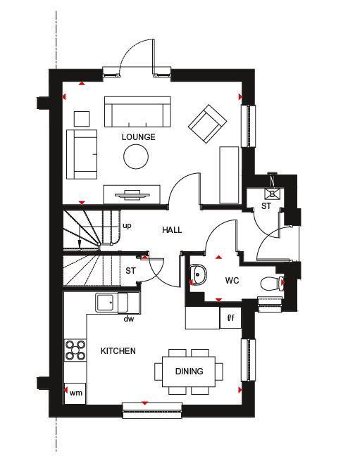 Floorplan 2 of 2: Abergeldie GF