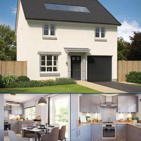 4 bedroom detached house for sale - Plot 22, Glenbuchat at Brackenhill View, Meikle Earnock Road, Hamilton, HAMILTON ML3
