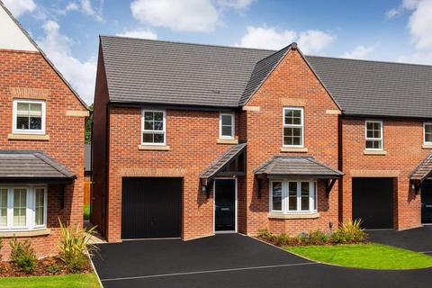 4 bedroom detached house for sale - Plot 122, SOMERTON at Highfields, Rykneld Road, Littleover, DERBY DE23