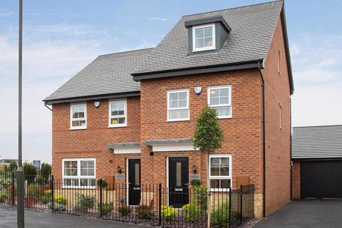 4 bedroom end of terrace house for sale - Plot 140, Woodcote at City Edge, Firfield Road, Blakelaw, Newcastle upon Tyne, NEWCASTLE UPON TYNE NE5