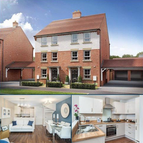 4 bedroom semi-detached house for sale - Broughton Crossing, Broughton, AYLESBURY