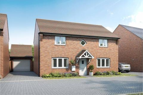 4 bedroom detached house for sale - Plot 11, Thornbury at Orchard Green @ Kingsbrook, Aylesbury Road, Bierton HP22