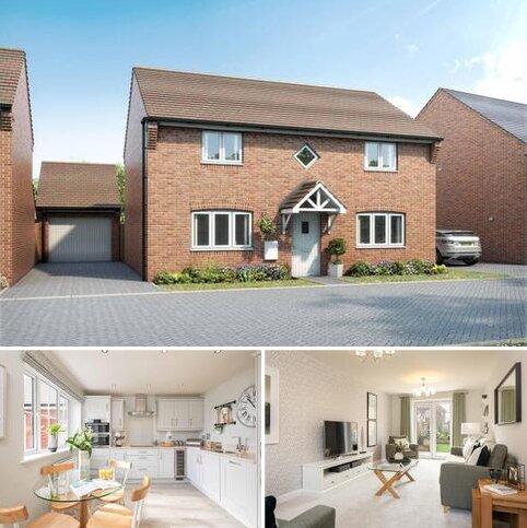 4 bedroom detached house for sale - Plot 11, Thornbury at Orchard Green @ Kingsbrook, Aylesbury Road, Bierton HP22