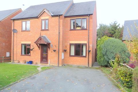 4 bedroom detached house for sale - 6 Herbert Court, Kerry, Newtown, Powys, SY16 4NJ