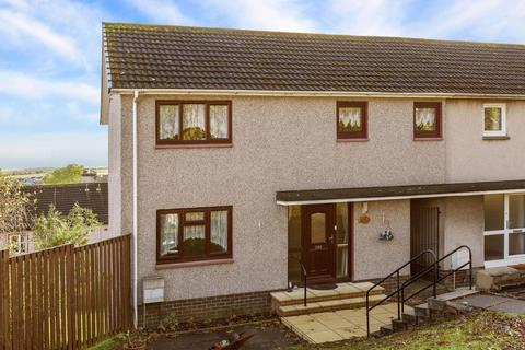 3 bedroom end of terrace house for sale - 10 West Cairn Crescent Penicuik EH26 0AR