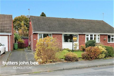 2 bedroom bungalow for sale - Longdown Road, Congleton