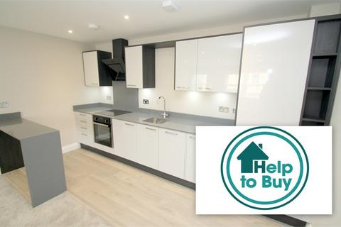 2 bedroom flat for sale - 8-12 Clarendon Road, Ashford, Surrey