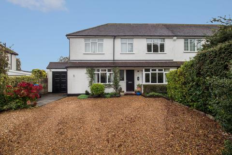 4 bedroom semi-detached house for sale - Homefield Road, Old Coulsdon