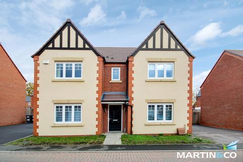 4 bedroom detached house for sale - Martineau Drive, Harborne, B32
