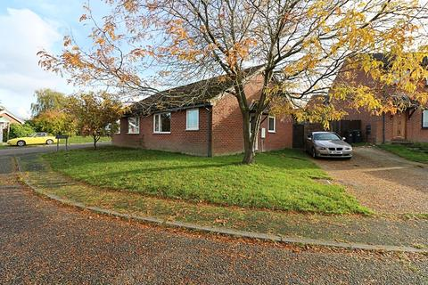 2 bedroom semi-detached bungalow for sale - Wheatfields, Rickinghall, Diss