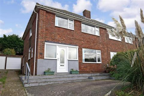 3 bedroom semi-detached house for sale - Swanborough Drive, Brighton, East Sussex