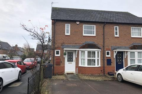 2 bedroom end of terrace house to rent - Wheatmoor Road, Sutton Coldfield