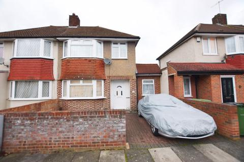 4 bedroom semi-detached house for sale - Birkdale Road, Abbey Wood